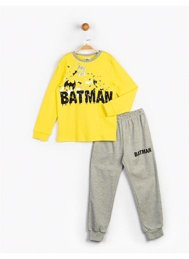 Batman  Çocuk Takım 16627 Sarı